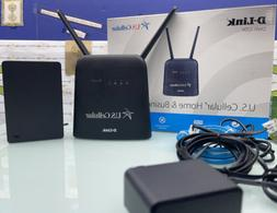 D-Link DWR920V 4G/LTE hotspot and home phone FOR US CELLULAR