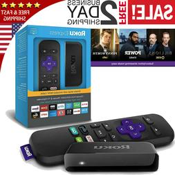 Roku Express Easy High Definition  Streaming Media Player