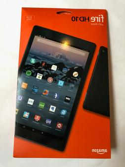 """Amazon Fire HD 10 Tablet with Alexa, 10.1"""", 1080p, 32 GB, 7t"""