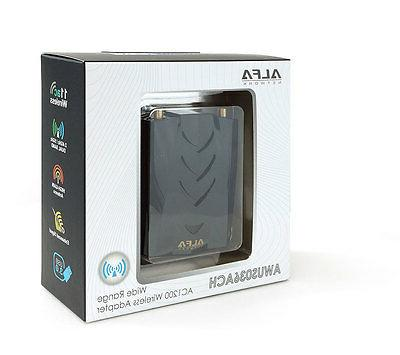 Alfa 802.11ac 867 Boost Adapter