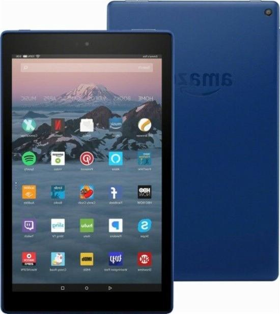 """Amazon Fire Tablet with 10.1"""", 1080p, 32 Generation"""