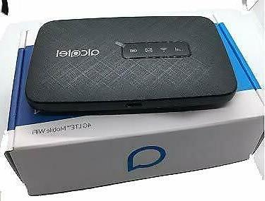 Alcatel Link Zone Router 4G - Global Unlocked - -