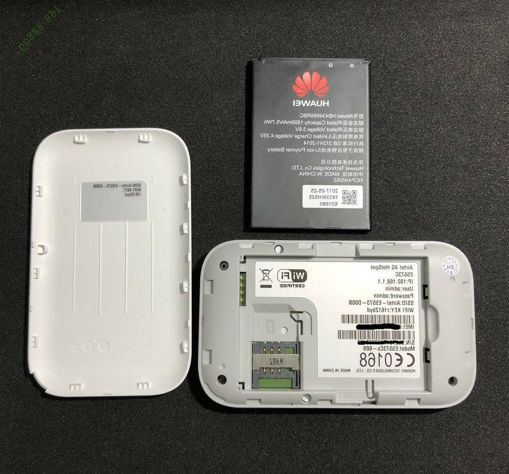 LTE 150Mbps Mobile WiFi Pocket Router