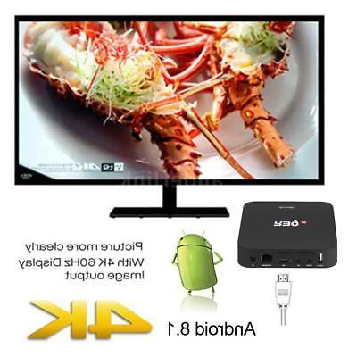R39 Android TV Core 16G WiFi HD 3D Media