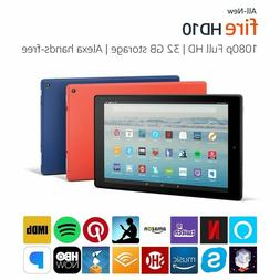 """NEW Amazon Fire HD 10.1"""" Tablet 2019 release 9th Generation"""