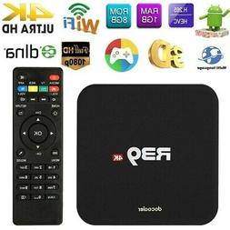 Docooler R39 Android 7.1.2 TV Box RK3229 4-Core 4K 8G Mini P