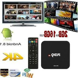 docooler R39 Android 8.1 TV Box RK3229 Quad Core 4K 2GB/16GB