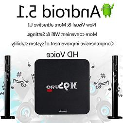 Docooler Smart Android TV Box M9S Pro Mini PC Android 5.1 Am